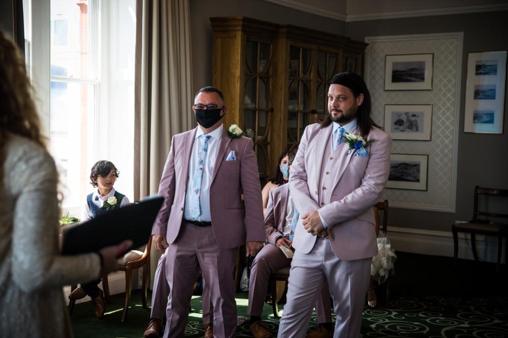 newquay wedding photographer
