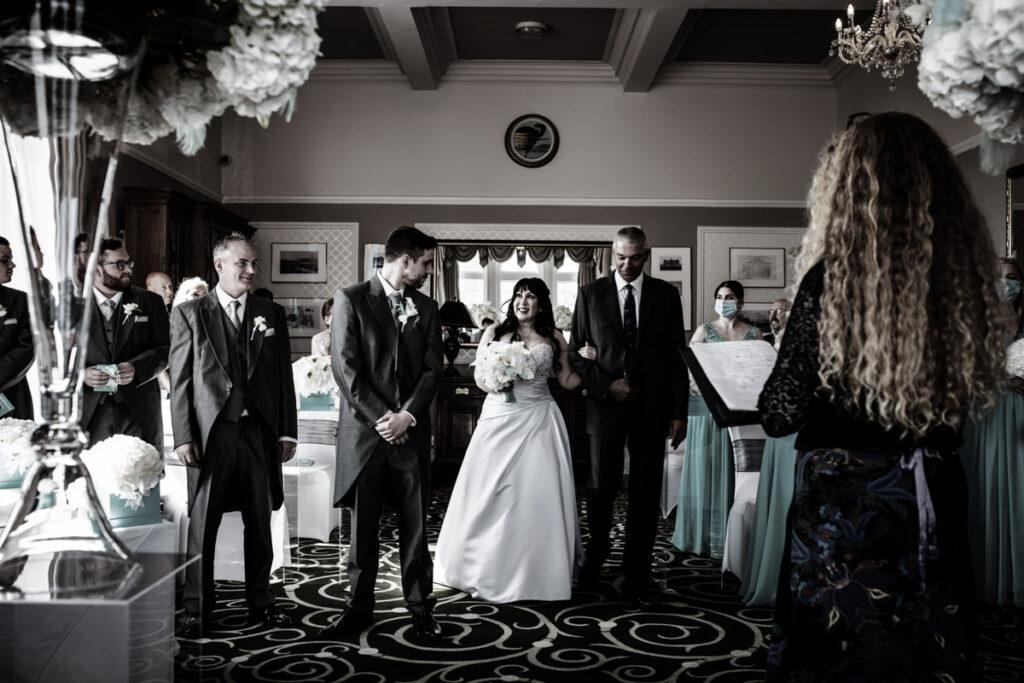 wedding photographer cornwall
