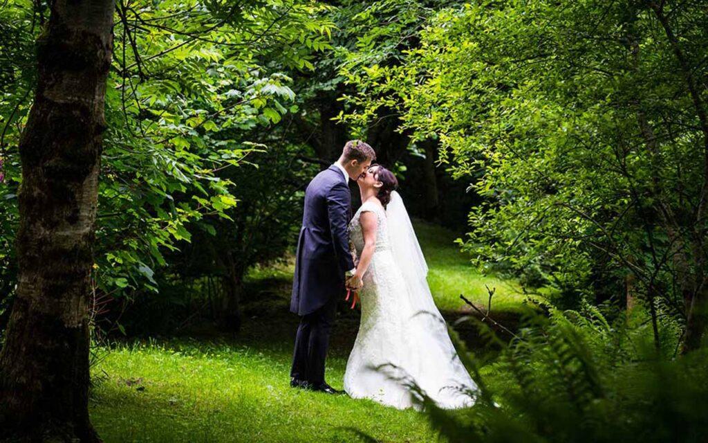 The Green Liskeard wedding photographer