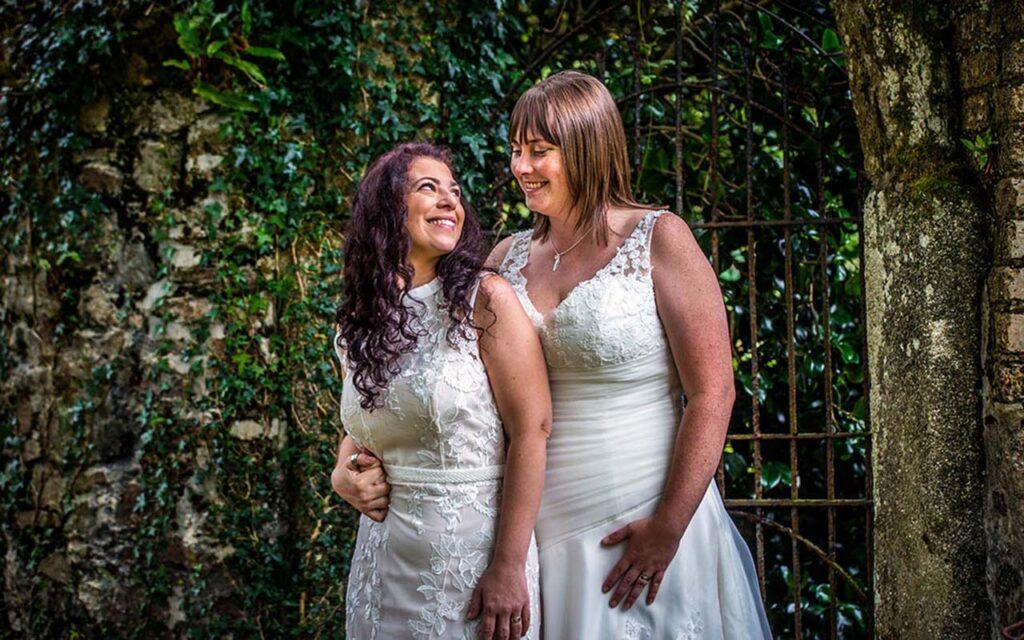 scorrier house wedding photographer