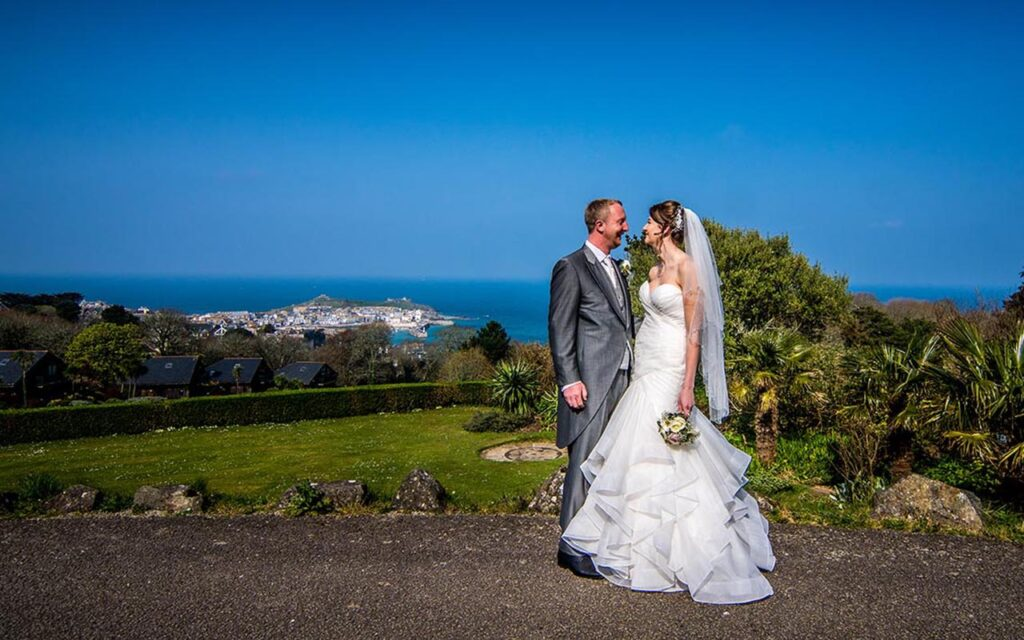 Tregenna Castle wedding photographer